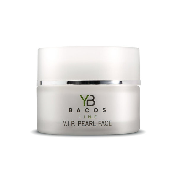 YB BACOS LINE V.I.P. PEARL FACE CREAM 50 ML
